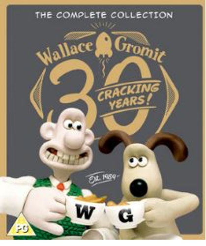 Wallace And Gromit - The Complete Collection (Blu-ray) (Import)