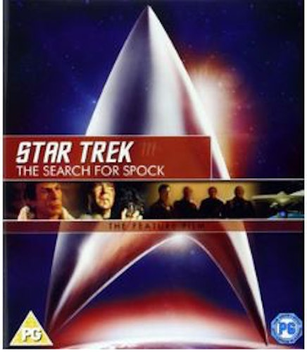 Star Trek 3: The Search For Spock bluray