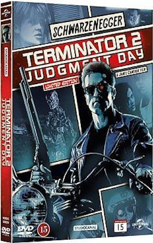 Terminator 2 (1991) - Judgment Day (Comic Book Collection) DVD