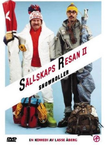 Sällskapsresan 2: Snowroller