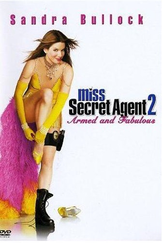 Miss Secret Agent 2: Armed and Fabulous DVD (beg)