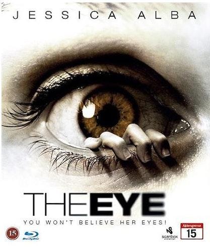 The Eye bluray