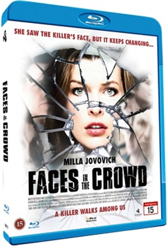 Faces in the Crowd bluray