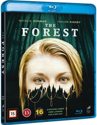 The Forest bluray