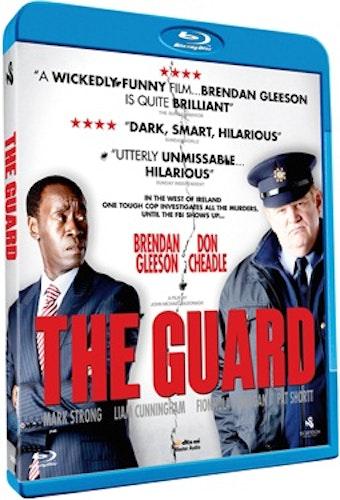 The Guard bluray