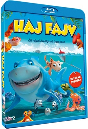 Haj Fajv bluray