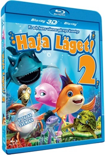 Haja läget 2 bluray