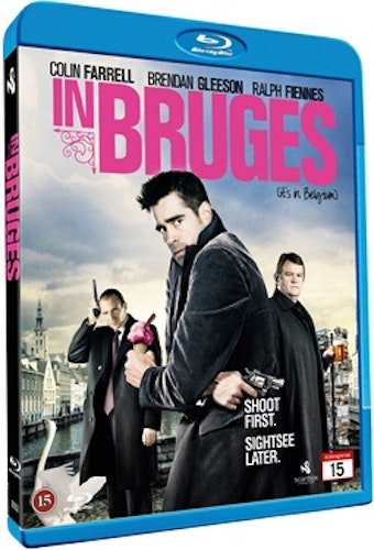 In Bruges bluray