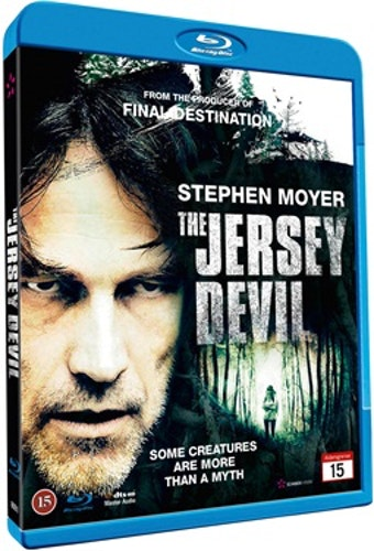 The Jersey Devil bluray