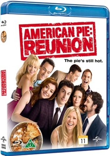 American Pie 4: Reunion bluray