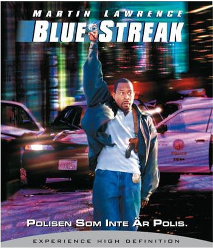 Blue Streak bluray