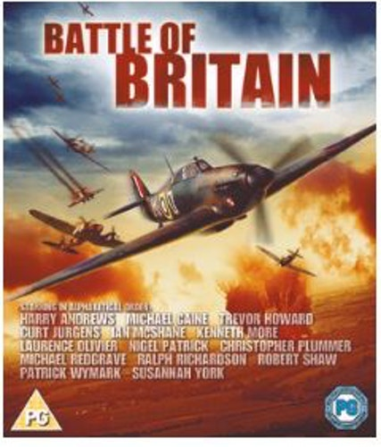 Battle of Britain (Blu-ray) (Import Sv.Text)