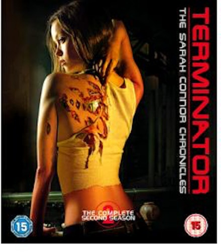 Terminator: The Sarah Connor Chronicles - Season 2 (Blu-ray) (Import)