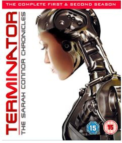 Terminator: The Sarah Connor Chronicles - Complete series (Blu-ray) (8-disc) (Import)