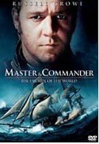 Master & Commander: Bortom Världens Ände DVD (beg)