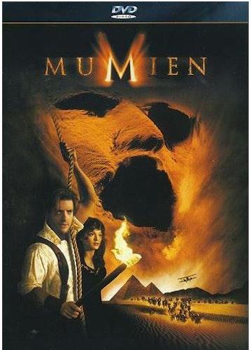Mumien - mumien återkomsten DVD dubbelpack (beg)
