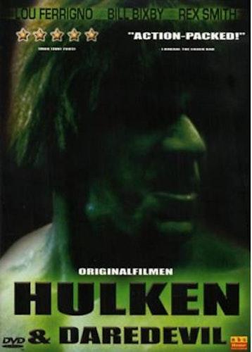 Hulken & Daredevil DVD (beg)