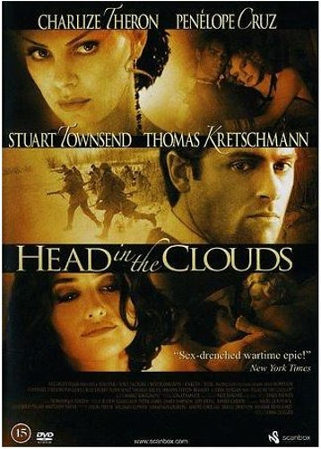 Head In the Clouds DVD (smalt fodral) beg