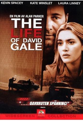 The Life of David Gale DVD (beg)