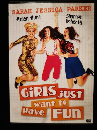 Girls just want to have fun DVD (beg)