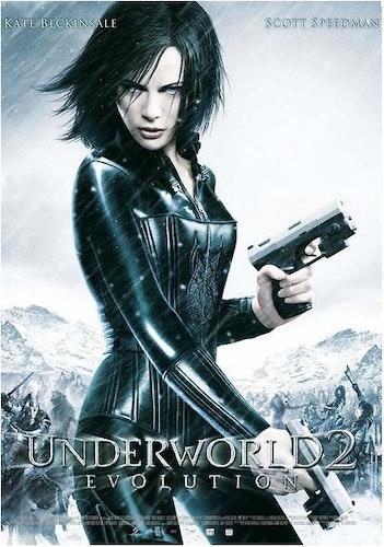 Underworld: Evolution DVD (beg) hyrdvd