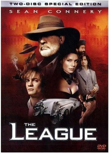 The League 2 disc special edition DVD (beg)