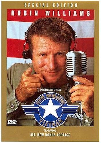 Good Morning Vietnam DVD (beg)