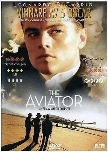 The Aviator (2004) DVD (beg)