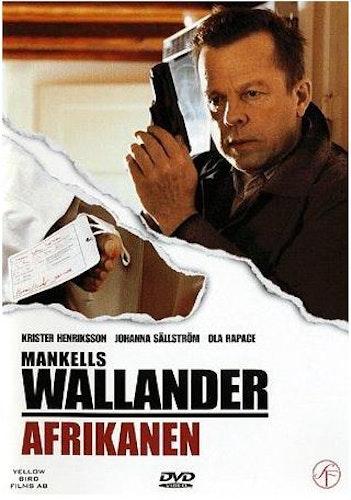Wallander: Afrikanen DVD (beg)