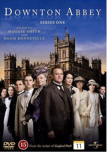Downton Abbey - Säsong 1 (DVD, import)