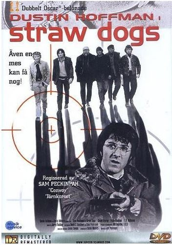 Straw Dogs 1971 DVD (beg)