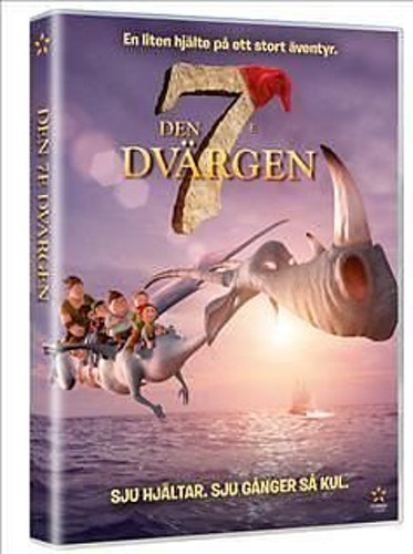 The 7th Dwarf bluray