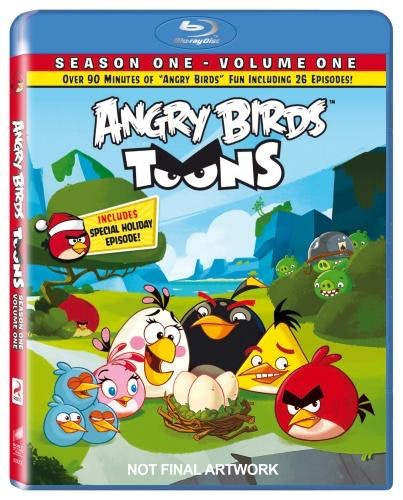 Angry Birds Toons - Säsong 1, Vol. 1