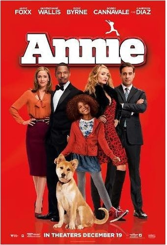 Annie (2014) bluray