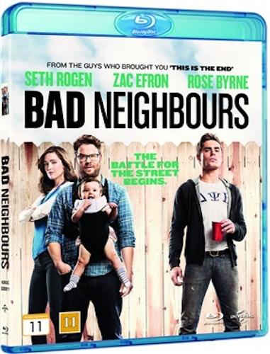 Bad Neighbours bluray