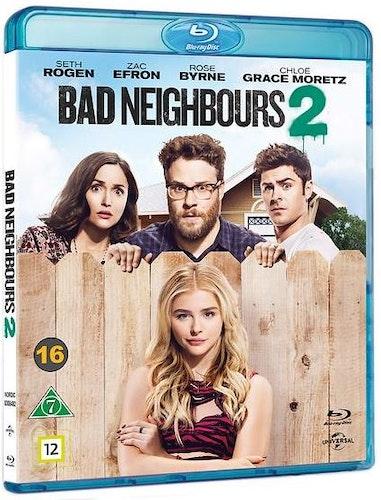 Bad Neighbours 2: Sorority Rising bluray