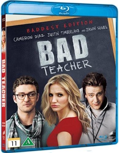 Bad Teacher bluray UTGÅENDE