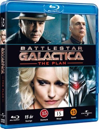 Battlestar Galactica: The Plan bluray UTGÅENDE