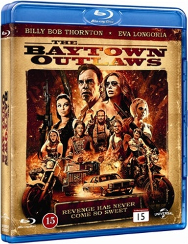 The Baytown Outlaws bluray