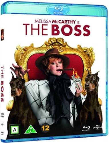 The Boss bluray