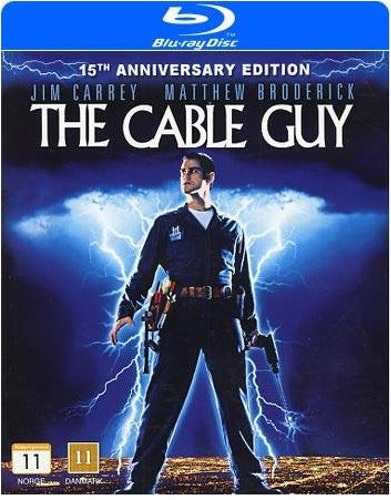 The Cable Guy bluray