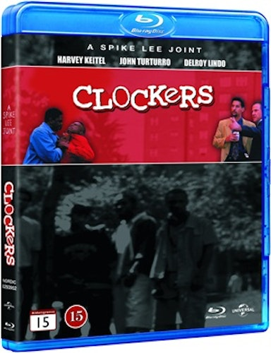 Clockers bluray
