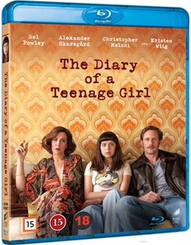 The Diary of a Teenage Girl bluray UTGÅENDE