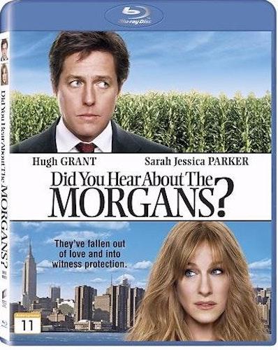 Har du hört ryktet Om Morgans? bluray