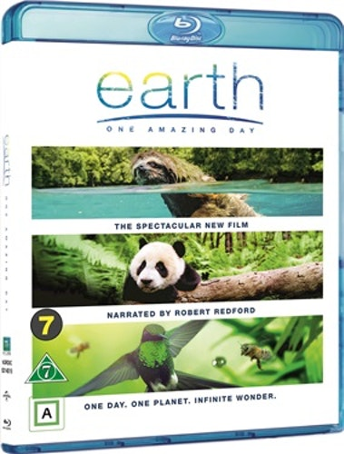 Earth: One Amazing Day bluray