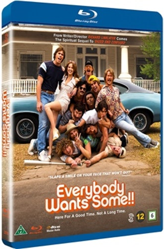 Everybody Wants Some!! bluray