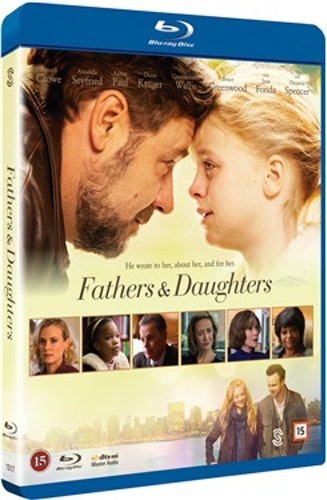 Fathers & Daughters bluray