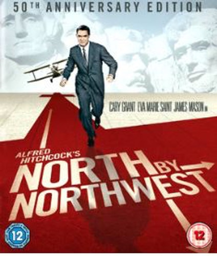 North by northwest (Blu-ray) (Import Sv.Text)