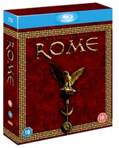 Rome - Complete (Blu-ray) (10-disc)
