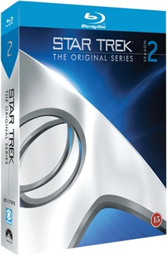 Star Trek: The Original Series - Säsong 2 bluray